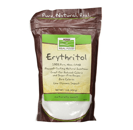 Now Real Food Erythritol Natural Sweetener