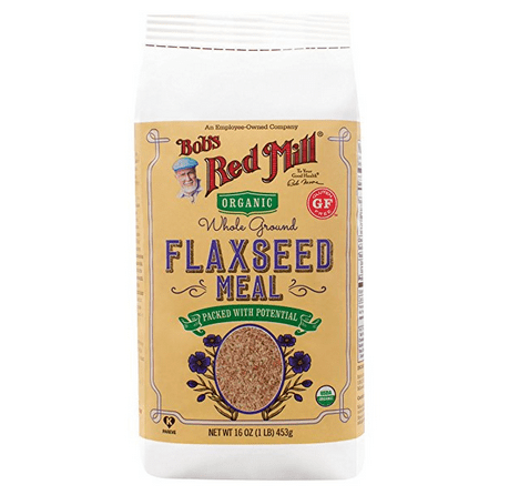 Bob's Red Mill Golden Flaxseed Meal, bebraveandbloom.com