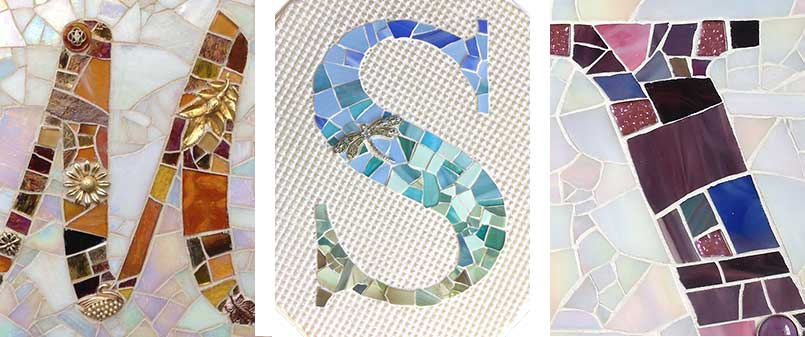 Mosaic Tile Table Top Tutorial