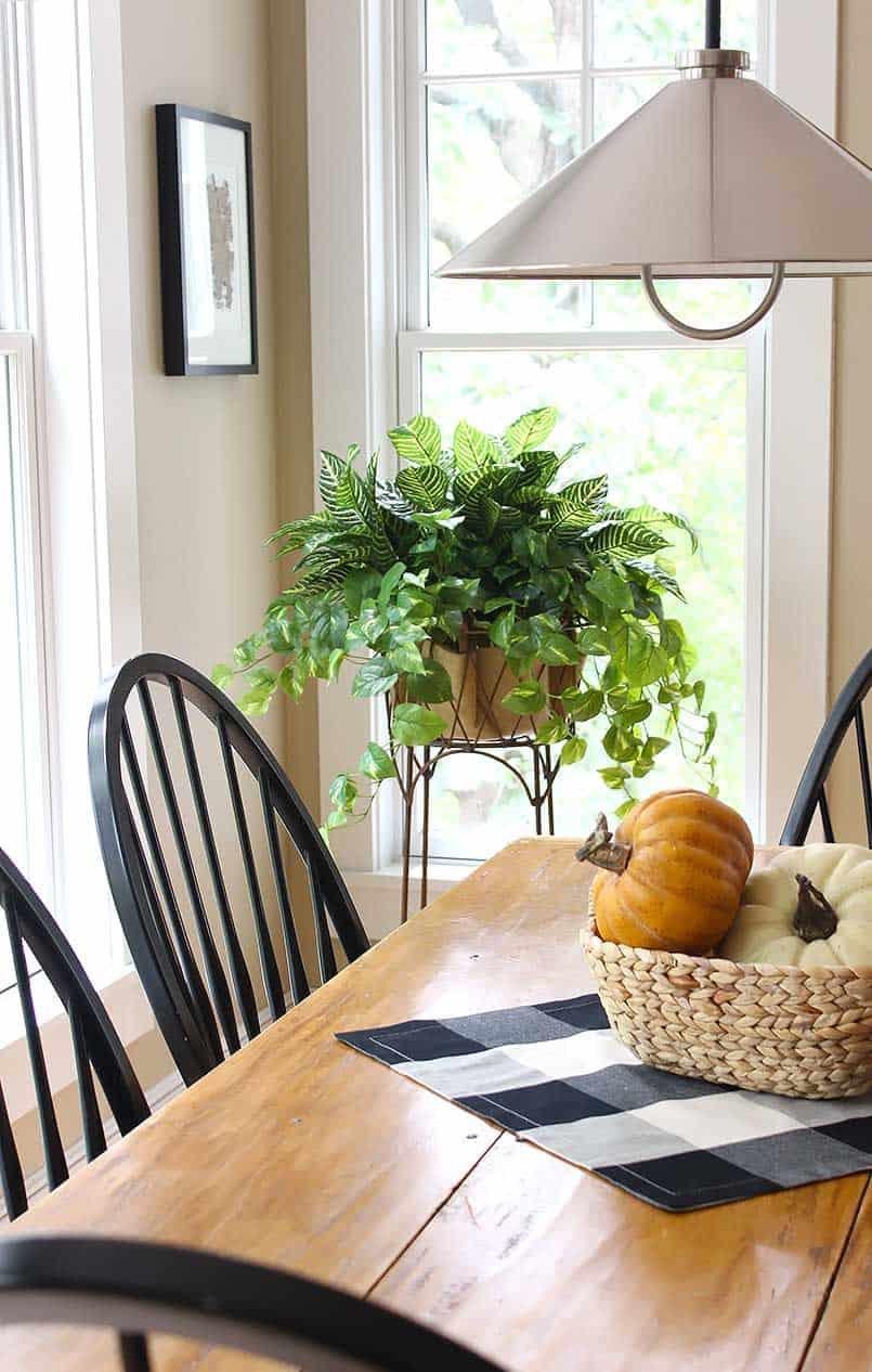 Diy Fake Plant Decor Tutorial Faux Plants Greenery Bloom