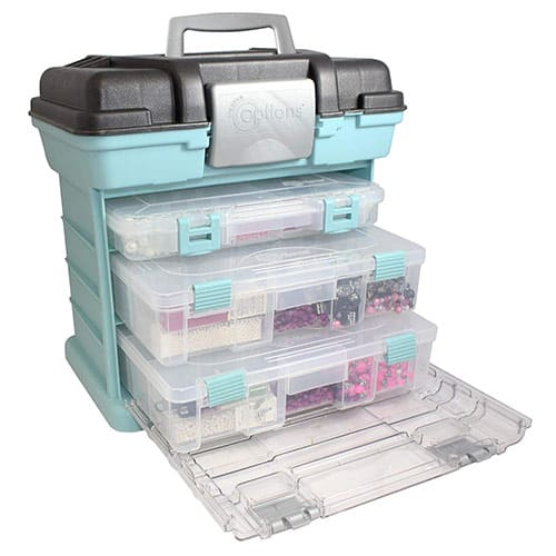 Tackle Box for Beads and Creative Tools