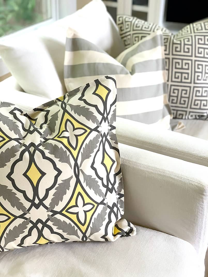 Make Pillow Covers Diy Sewing Be Brave And Bloom