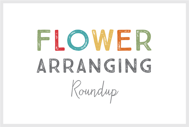 Heading for blog post about Fall flower arrangements ideas.